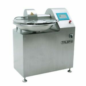 Talsa K30neo Commercial 8 Gal Bowl Chopper  Cutter - Three Phase 480V