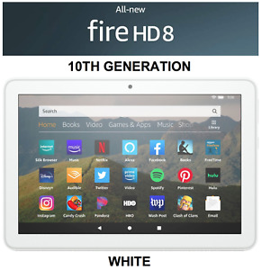 NEW Amazon Fire HD 8 Tablet With Alexa 8