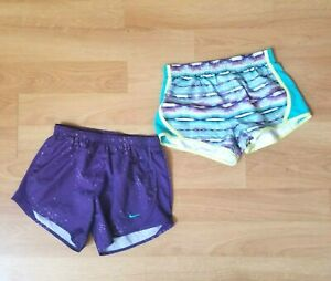 Nike Dri Fit Shorts Lot of 2! Youth Girls Size XL Athletic Running Tempo 521938