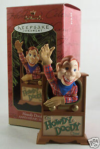 Hallmark Ornament 1997 Howdy Doody Anniversary Edition NEW