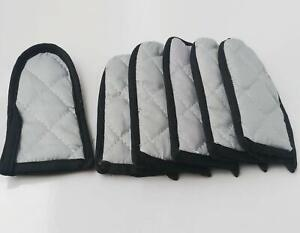 Handle Holders/Mitts Set, Heat Resistant,Handle Cover for Kitchen,Set of 6 Mitts