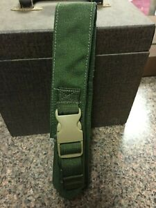 London Bridge Trading Co. Modular Pop Flare MOLLE Pouch in Ranger Green