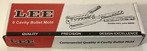 LEE Precision 6 Cavity Bullet Mold Commercial Quality .452 230 gr. TL452-230-2R