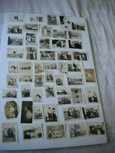 60 + Antique Pre 1940 photos