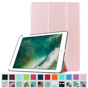 For iPad 9.7 6th Generation 2018 5th Gen 2017 Case Cover Stand Auto Sleep Wake $13.59