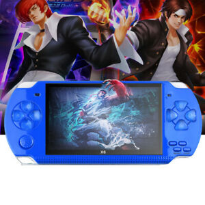 4.3 inches TFT LCD Multi-function Handheld 8GB Game Machine Built-in Free Games