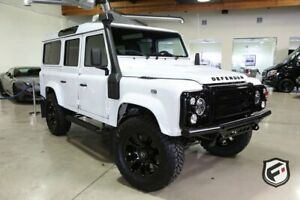1992 Land Rover Defender 110  1992 LAND ROVER 110 - LS3 POWERED 430HP 6-SPEED AUTOMATIC.