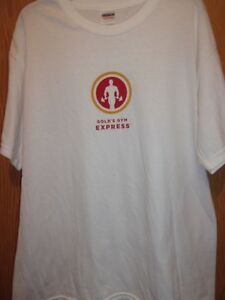 Golds Gym Express L t shirt $5.08