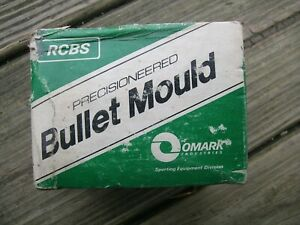 RCBS Bullet Mould Mold 33-200-FN 2 Cav .33 Win NOS