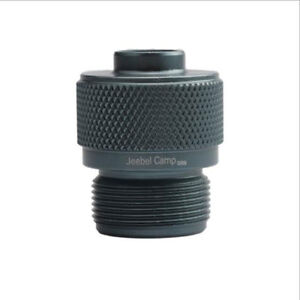 EPI Gas Adapter Converts Use Lindal Valve Canister Gas For Propane Adapter