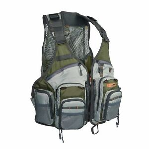 Anglatech Fly Fishing Vest  for Men and Women