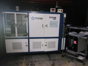 Tystar Mini Tytan 1600 Horizontal Furnace 1 Stack 150 mm LPCVD Complete