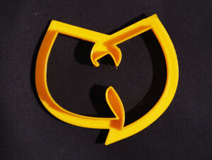Wu Tang Clan Cookie Pastry Biscuit Cutter Icing Fondant Baking Bake Kitchen Rap GBP 4.99