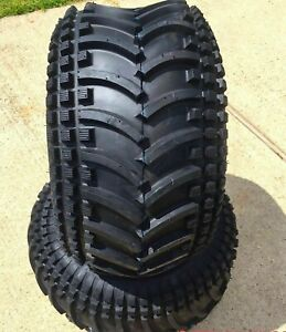 2 22x11.00 10 4 Ply ATV Wooly Booger Striker Tubeless Tires Heavy Duty $119.99