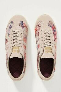 GOLA Bullet Liberty Sneakers Blossom Floral Trainers Anthropologie Size 6 NIB
