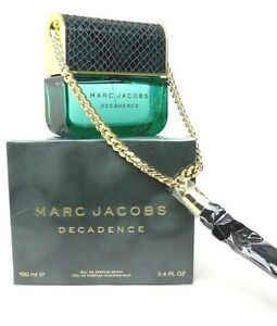Decadence Perfume by Marc Jacobs 3.4 oz EDP Spray for Women New In Box $55.00