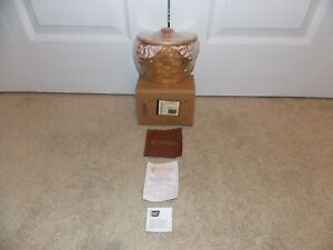 * LONGABERGER * 07 Horizon of Hope Cancer COMBO (Basket, Lid, Liner, Protector)