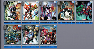 Topps Marvel Collect Card Trader May 4 : Comic Book Day Inserts Set of 8