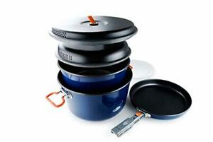 GSI Outdoors - Bugaboo Base Camper Nesting Cook Set Superior Backcountry Cookw