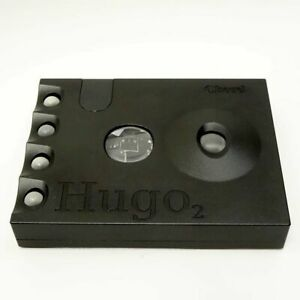 Chord Hugo 2 Portable Headphone DAC Amplifier Black Excellent from Japan FS