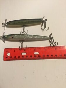 Heddon Cobra And Bomber Lures Lot Of 2