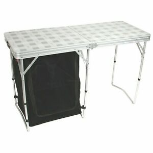 Coleman Store More Cupboard Table 17