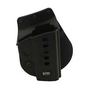 Fobus SG250C SIG P250 Subcompact Evolution Paddle Holster RH Polymer Black
