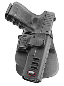 Fobus Holster GLCH for Glock 17, 19, 22, 23, 31, 32, 34, 35, Gen 5 included.
