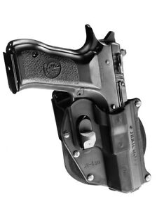 Fobus Holster JR-1 RSH  for IWI Jericho 941 Steel Frames FBRB (without rails)