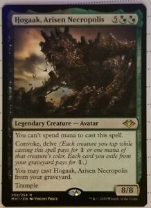 Hogaak, Arisen Necropolis MH1 MTG Magic the Gathering