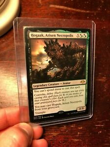 Hogaak Arisen Necropolis NM MTG Modern Horizons in Hand Ready to Ship