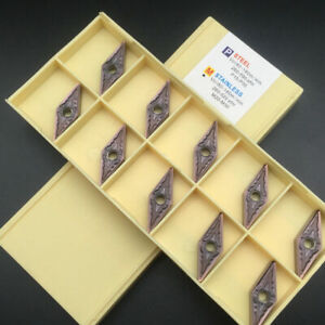 VNMG160408 HS LF6018 VNMG332 HS for stainless steel carbide inserts 10pcs $15.98