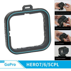 TELESIN Polarizing CPL Lens Filter For GoPro Hero 765 Photography Accessories