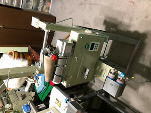 Yarn Cone Winding Machine - electronic 220VAC 1 ph or 120 w convertor