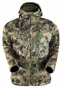 Sitka Gear Traverse Cold Weather Hoody - Optifade GROUND FOREST - 25% Off
