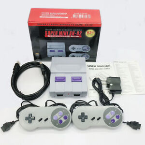 HDMI SUPER NES Classic Edition Console Mini SFC Retro 821 Games Built-in