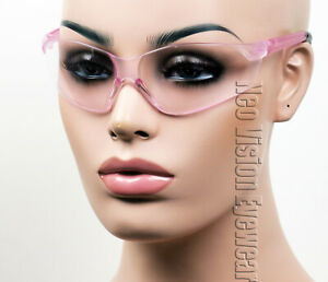 ERB Grace Pink Lens Safety Glasses Motorcycle Womens Z87 $6.54
