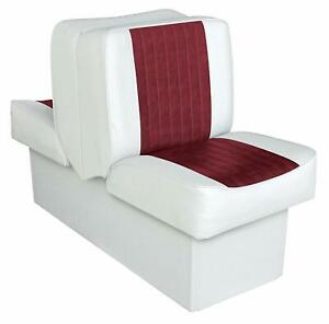 Back To Back Boat Seat 10