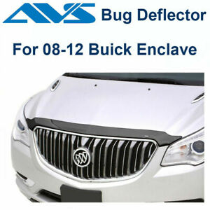 AVS Aeroskin 322031 Smoke Hood Protector Bug Shield For 08 2012 Buick Enclave