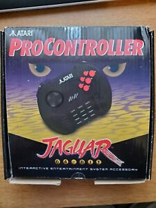 Atari Jaguar Pro Controller in the box OEM