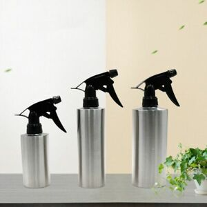 Stainless Steel Empty Spray Bottle Water Sprayer For Salon Hair BBQ Cooking Tool