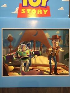 Walt Disney's Toy Story Exclusive Commemorative Lithograph 1996 Made In U.S.A. $14.99