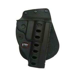Fobus RU3 Ruger Mark II/III Evolution Right Hand Black Paddle Holster