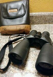 Pentax PCF V 20x60 Binoculars In Excellent Condition with Pentax Leather Bag