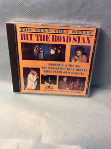 STAX/VOLT REVUE HIT ROAD STAX,Otis Redding,Booker T, Eddie Floyd,Carla Thomas,MK
