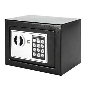 Electronic Digital Home Safe Box Keypad Lock Home Office Hotel Money Security US $23.95