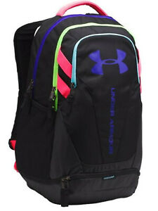 Under Armour Hustle 3.0 Backpack One Size NWT