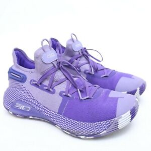 Under Armour UA ICON Curry 6 United We Win Basketball Shoes Women's Size 9