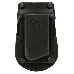 Fobus 39019 Single Mag Pouch Sig, Beretta, Browning HiPower 9 & 40 - Right Hand