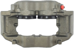 Centric 141.65020 Disc Brake Caliper Semi Loaded Caliper Front Left Reman $39.99